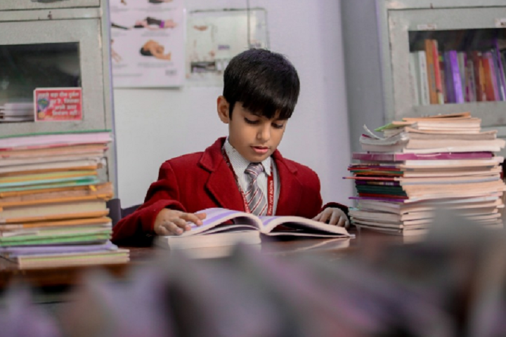 Tiny Tots School-Library