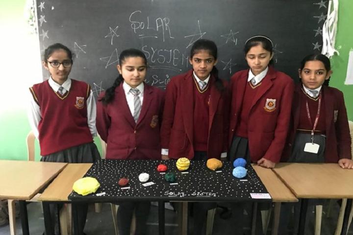 Tiny Tots School-Science Exhibition