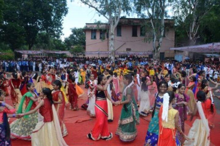 Model School-Festival Celabrations