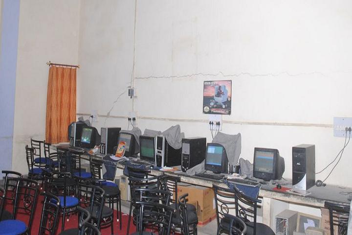 V M Public School-Computer Lab