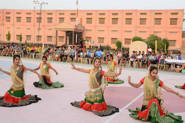 V M Public School-Dance Performance