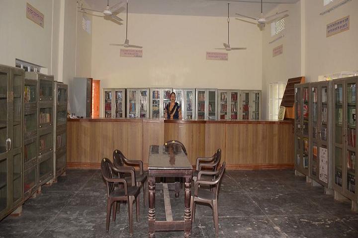V M Public School-Library