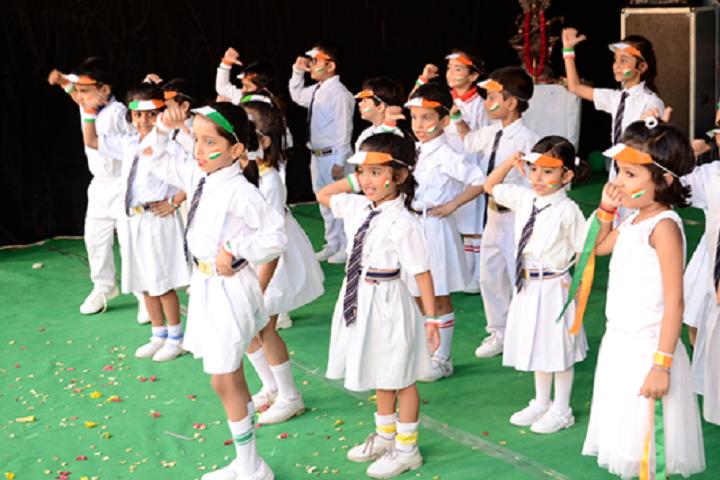 V M Public School-Republic Day Celebration