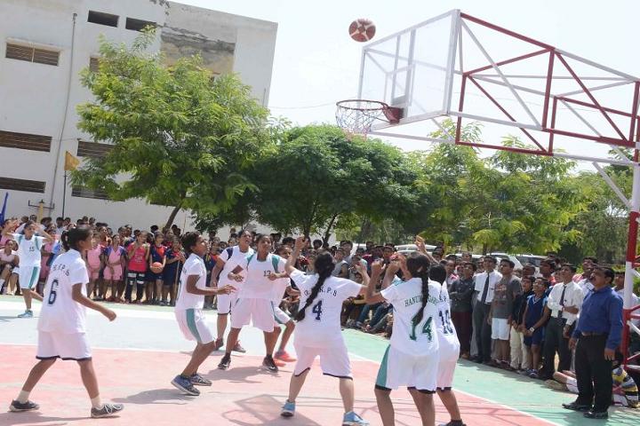 V M Public School-Sports