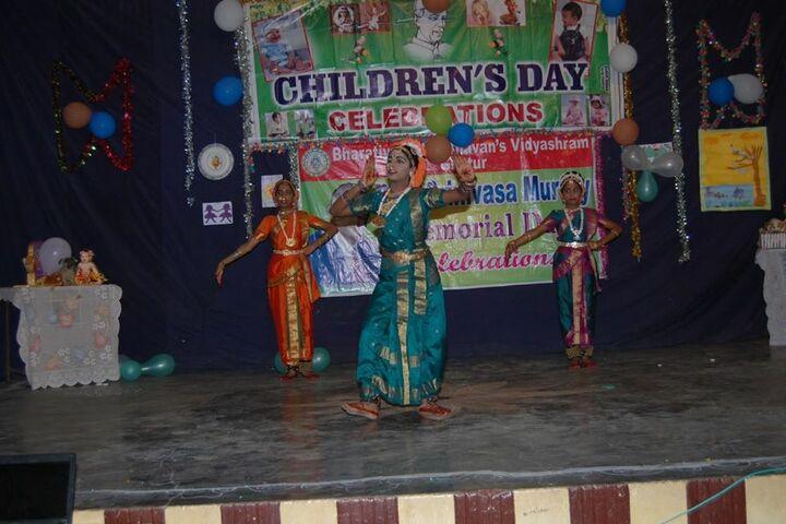 Bharatiya Vidya Bhavans Vidyashram-Cultural Dance