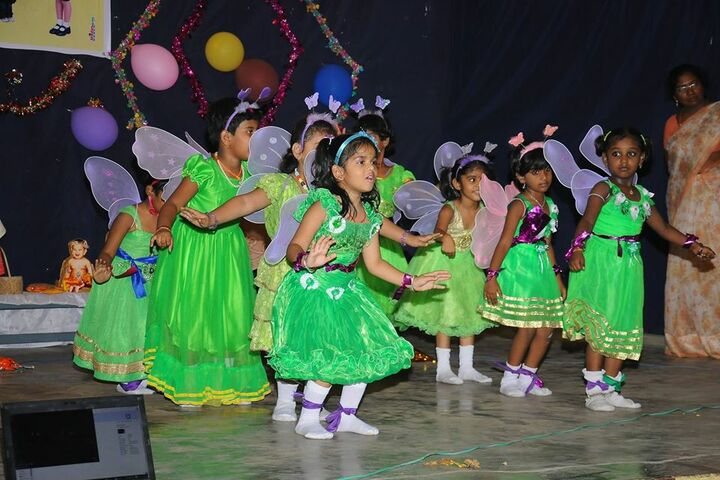 Bharatiya Vidya Bhavans Vidyashram-Dance