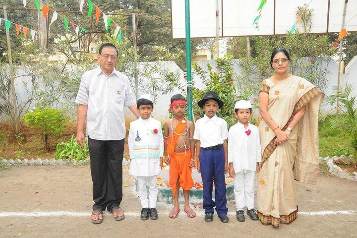 Bharatiya Vidya Bhavans Vidyashram-Fancy Dress
