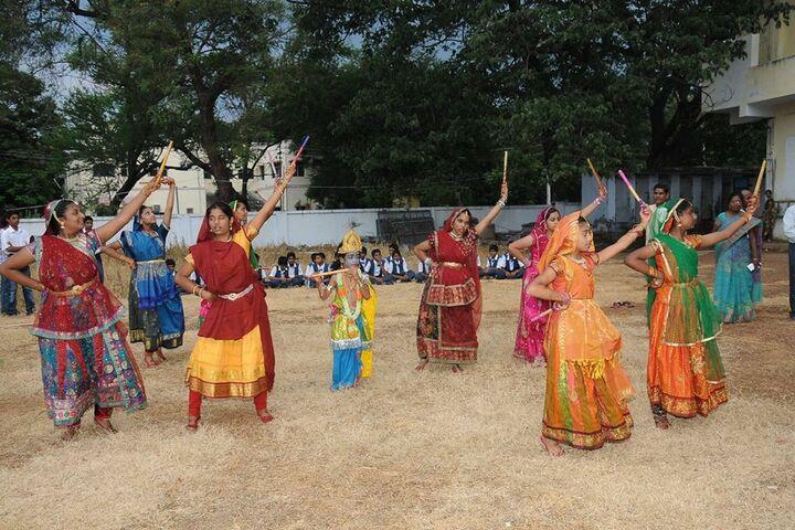 Bharatiya Vidya Bhavans Vidyashram-Festival Celebrations
