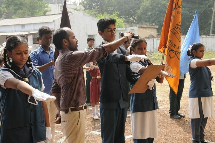 Bharatiya Vidya Bhavans Vidyashram-Investiture Ceremony