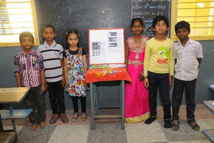 Bharatiya Vidya Bhavans Vidyashram-National Science Day