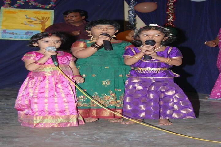 Bharatiya Vidya Bhavans Vidyashram-Singing
