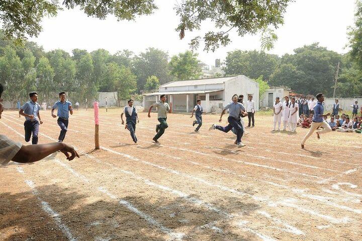 Bharatiya Vidya Bhavans Vidyashram-Sports