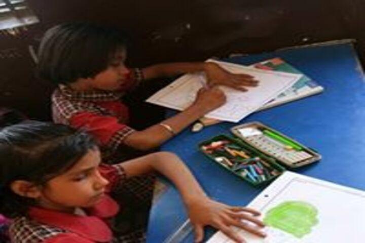 Vidya Global School-Class activity