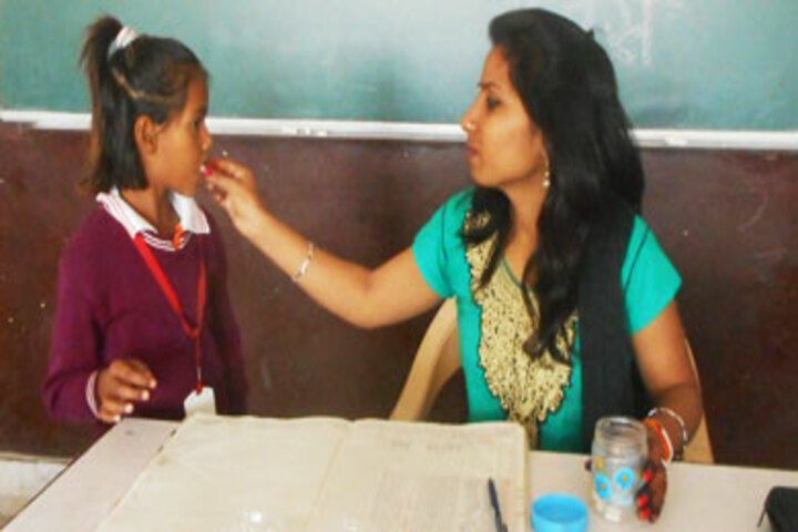 Vidya Global School-Medical Checkup