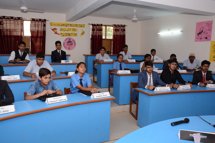 Vidya Niketan-Birla Public School-Auditorium