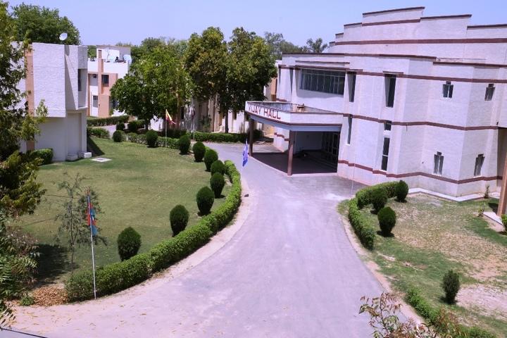 Vidya Niketan-Birla Public School-Campus