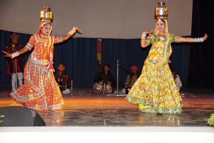 Vidya Niketan-Birla Public School-Dance