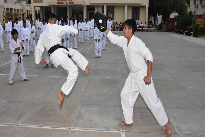 Vidya Niketan-Birla Public School-Karate