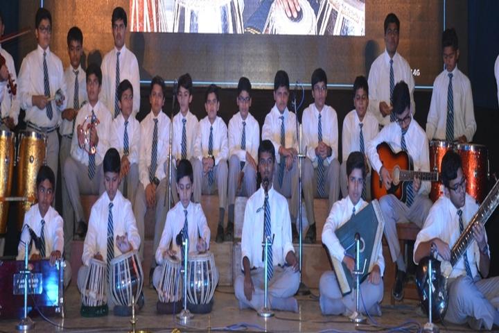 Vidya Niketan-Birla Public School-Music
