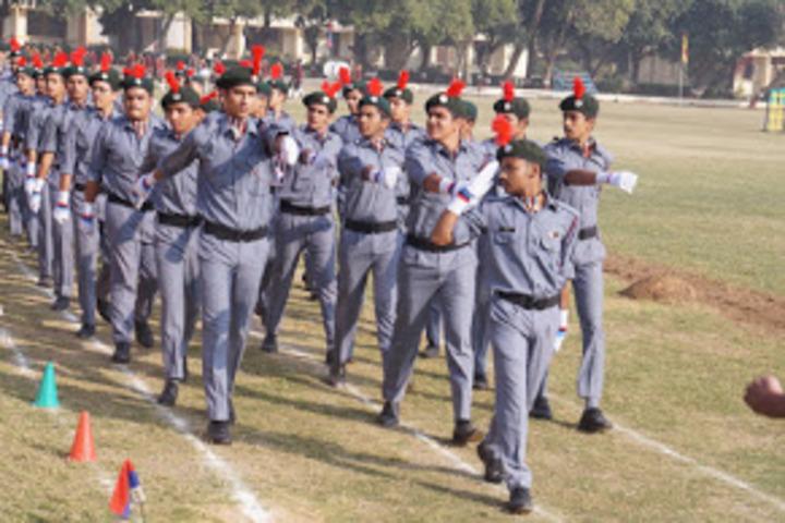 Vidya Niketan-Birla Public School-NCC