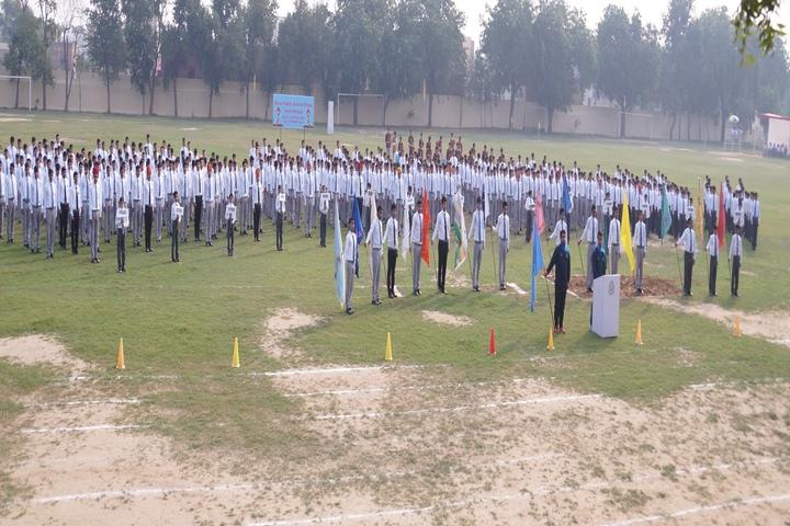 Vidya Niketan-Birla Public School-Sports Day