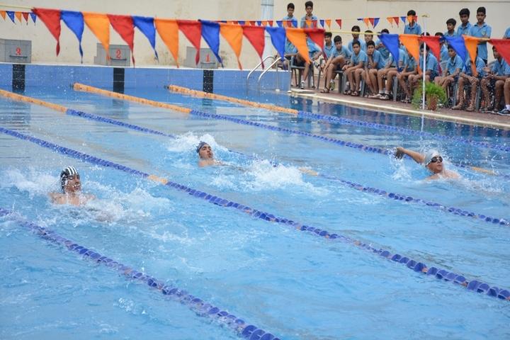 Vidya Niketan-Birla Public School-Swimming pool