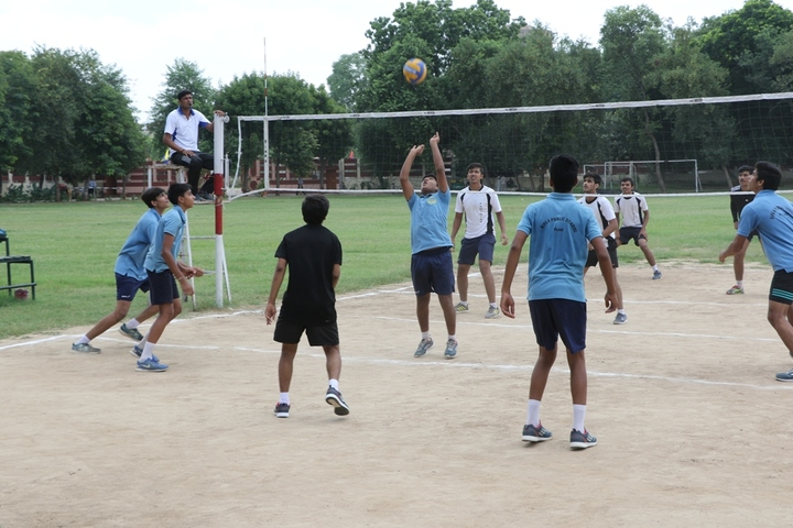 Vidya Niketan-Birla Public School-Volly ball