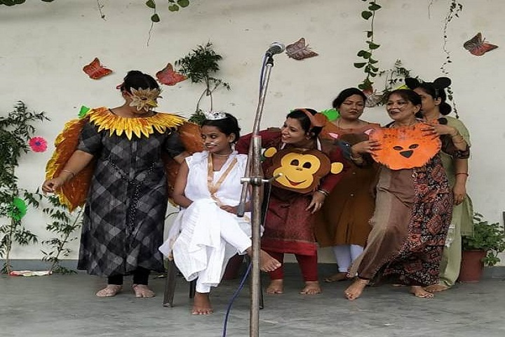Vijay Laxmi Memorial Public School-Fancy Dress