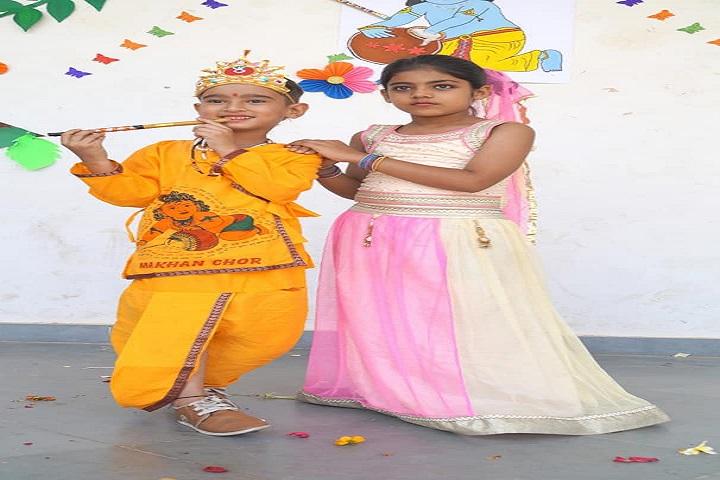 Vijay Laxmi Memorial Public School-Festivals