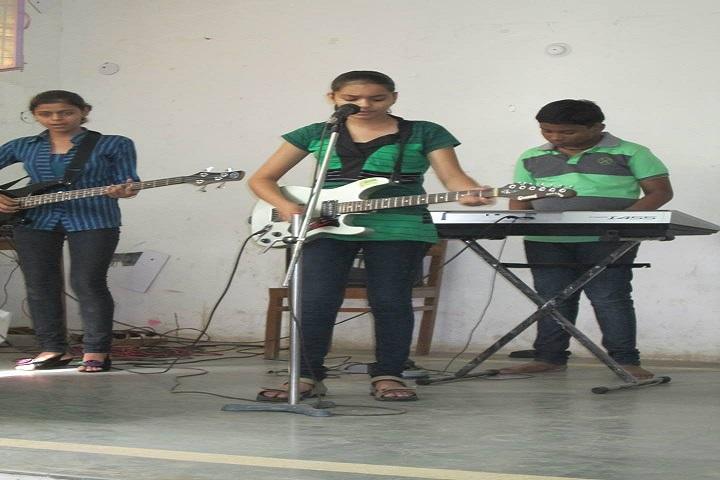 Vijay Laxmi Memorial Public School-Music Room