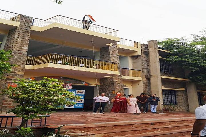 Vijay Laxmi Memorial Public School-Republic day