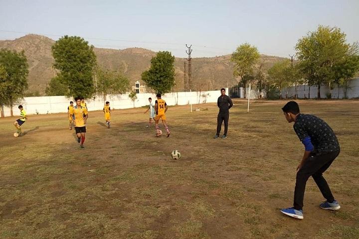 Vijay Laxmi Memorial Public School-Sports
