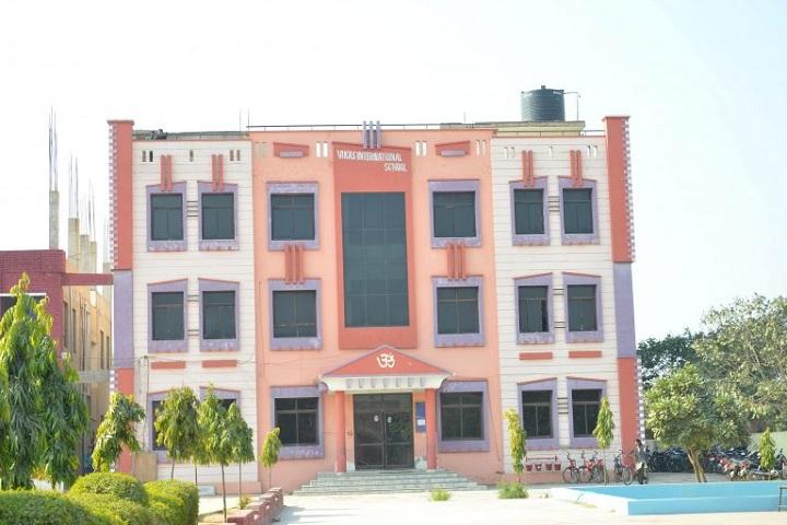 Vikas International School-Campus View