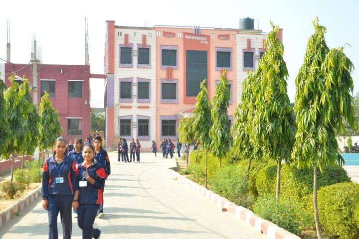 Vikas International School-Campus