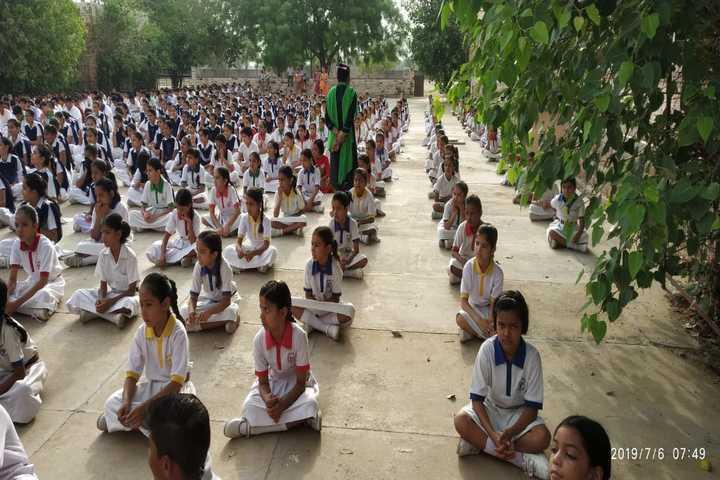 Vimal Vidya Vihar Senior Secondary School-Assembly