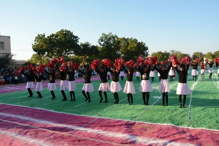 Vimal Vidya Vihar Senior Secondary School-Dance