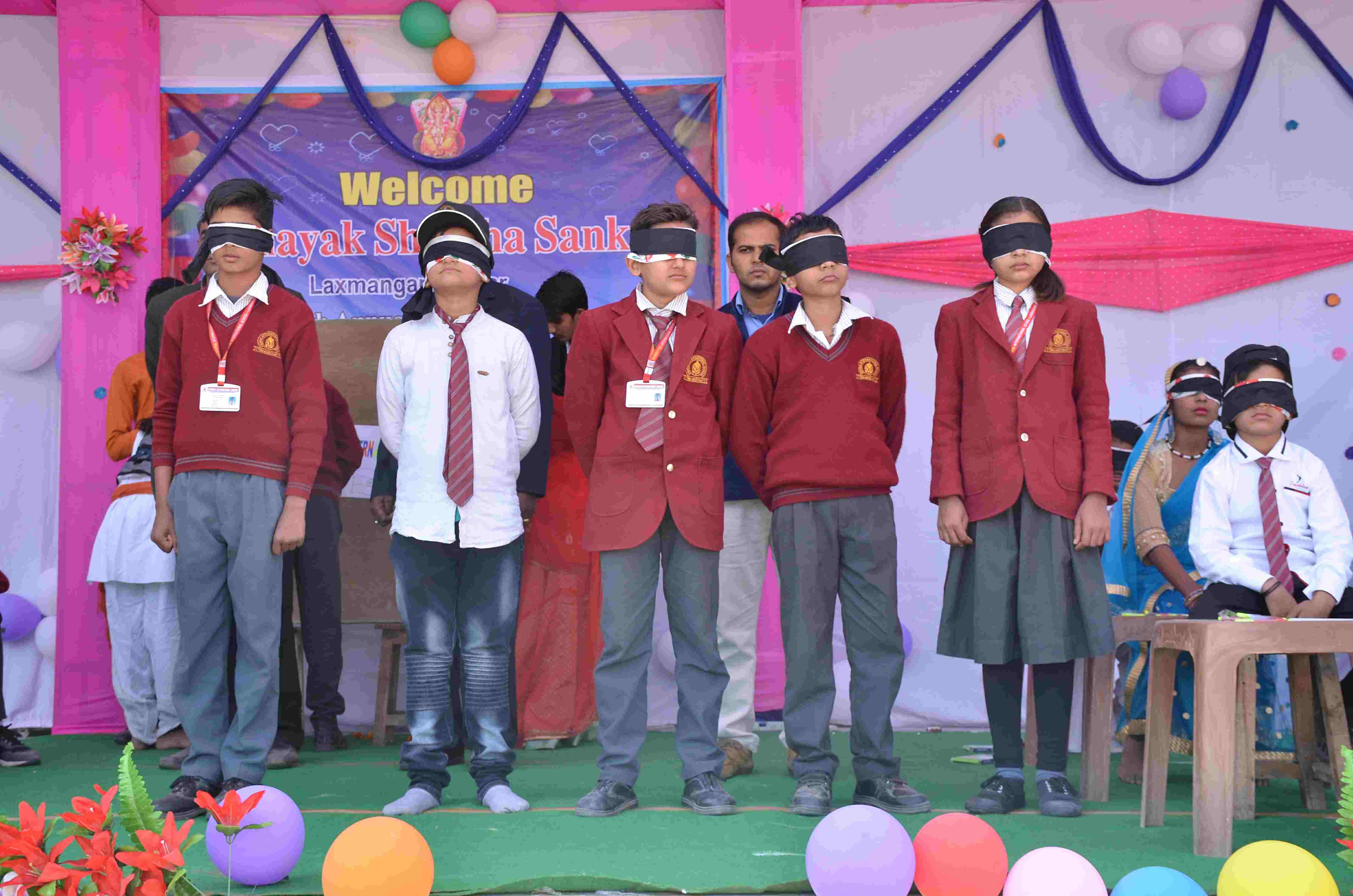Vinayak International School-Acitivty