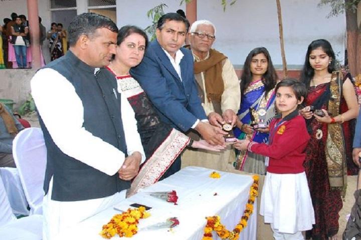 Vinayak International School-Award