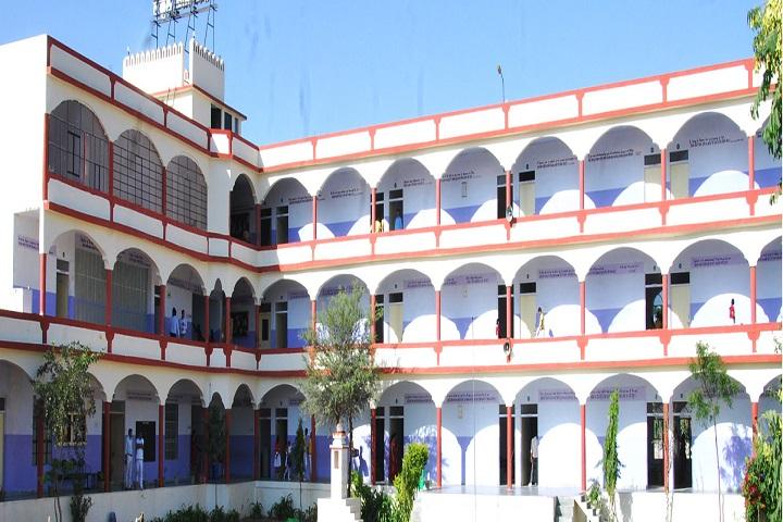 Vinayak International School-Campus