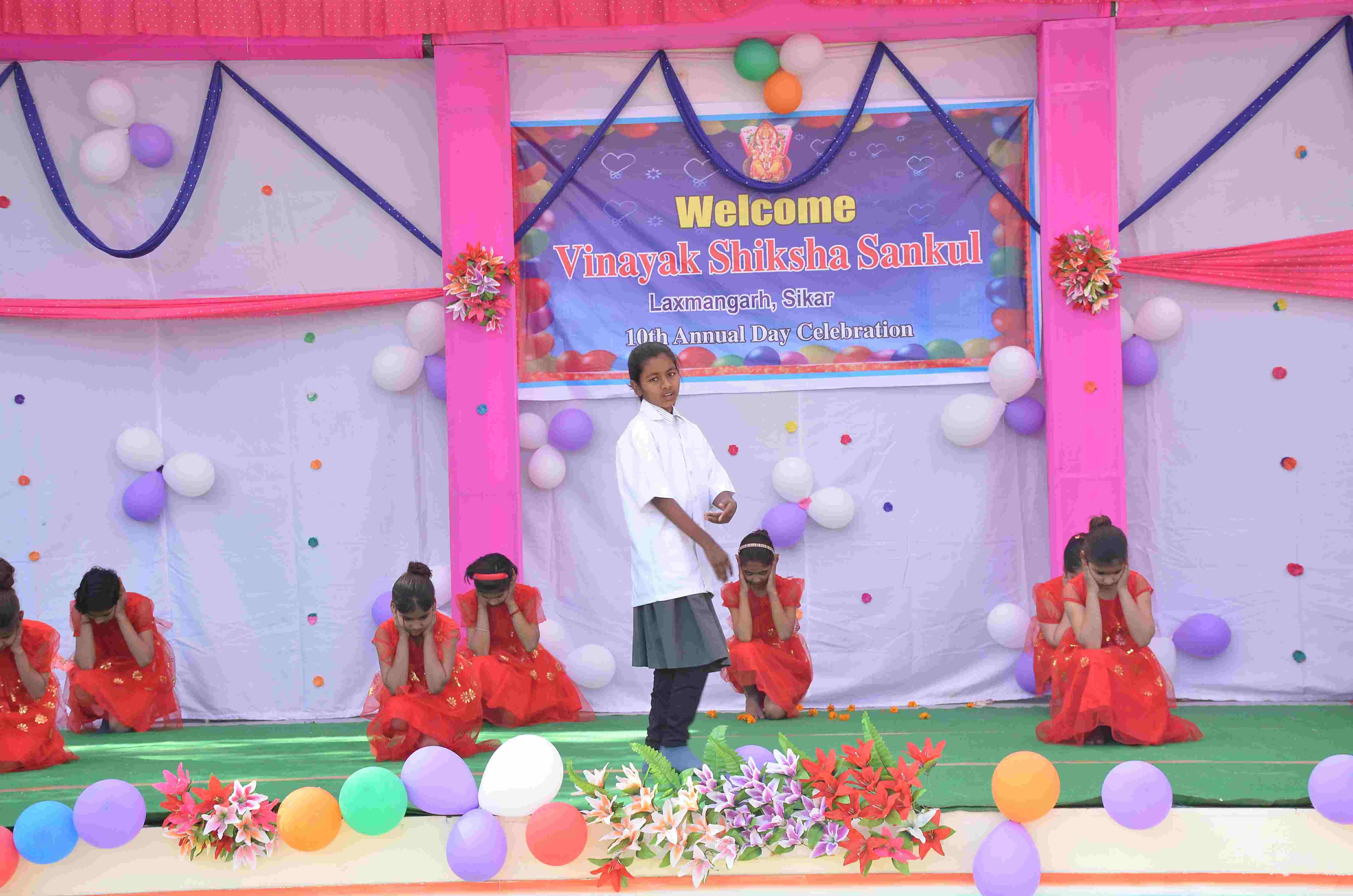 Vinayak International School-Farewell