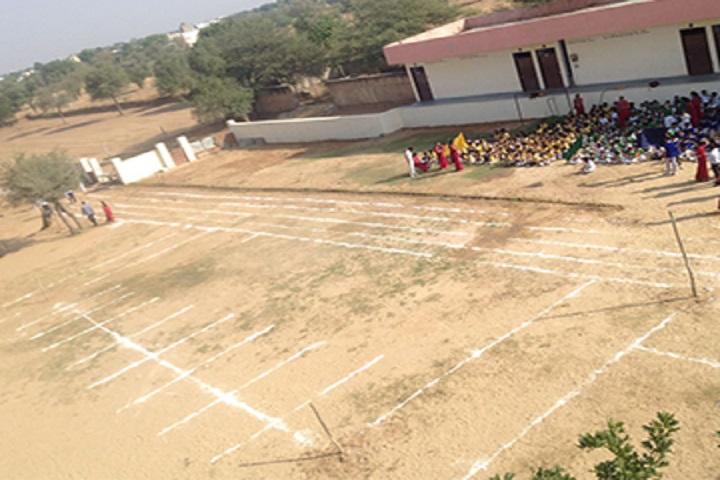 Vinayak International School-Ground