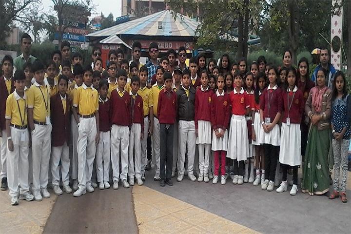 Vinayak International School-Students