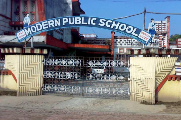Modern Public School-Campus