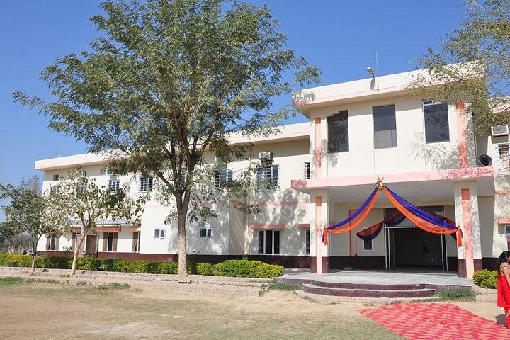 Virasat Vidyapeeth-Campus View