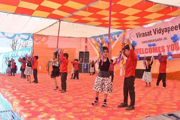 Virasat Vidyapeeth-Dance