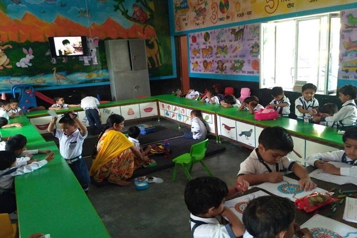 Virasat Vidyapeeth-Kids-Class