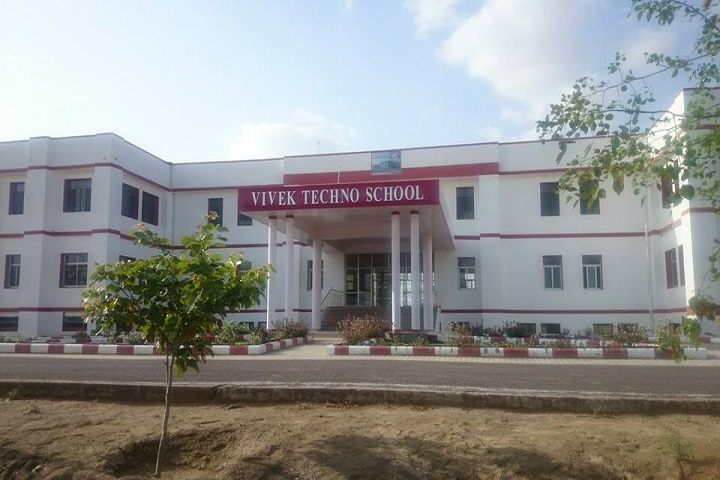 Vivek Techno School-Campus