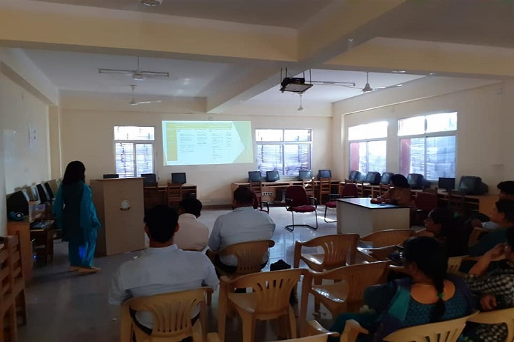 Vivek Techno School-IT-Lab