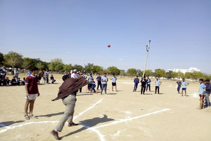 Vivek Techno School-Sports