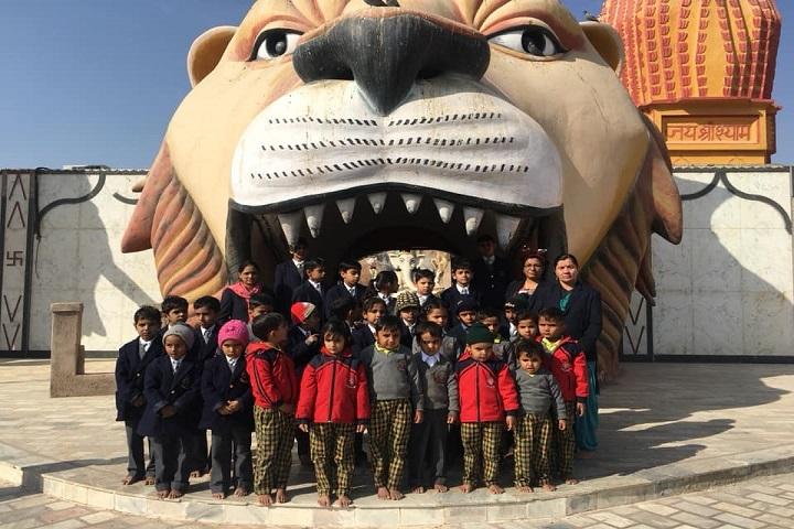 Vivek Techno School-Tour